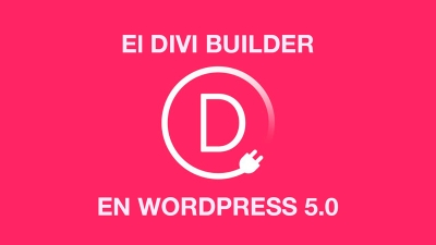 Divi builder Wordpress 5.0 Back-end
